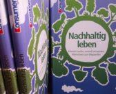 """""""Nachhaltig Leben"""" in den Medien"""